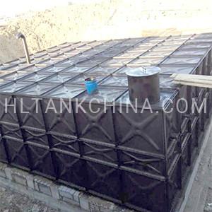 BDF underground water tank