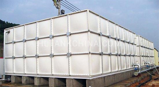 FRP GRP water tank