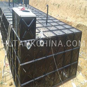 bdf panel water tank