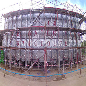 galvanized steel water tank price