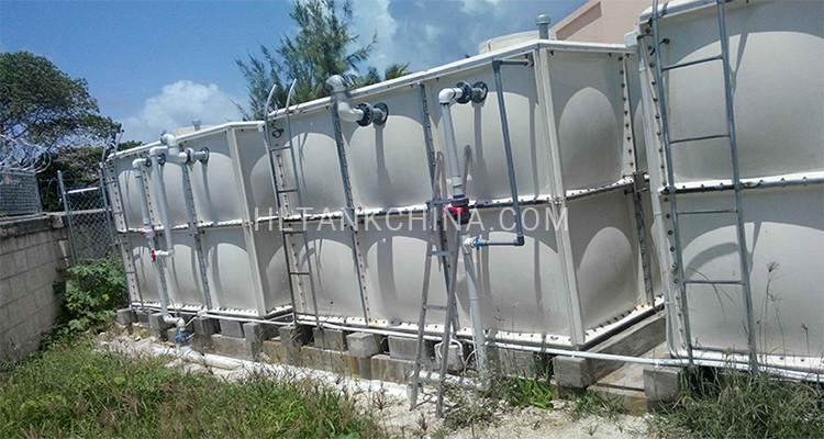 FRP water tank - Huili Water Tank