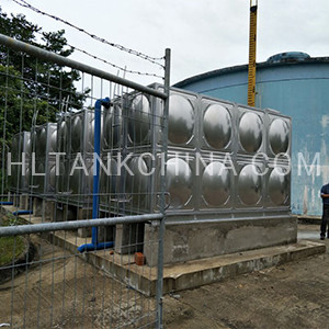 stainless steel water tank 1000 liter
