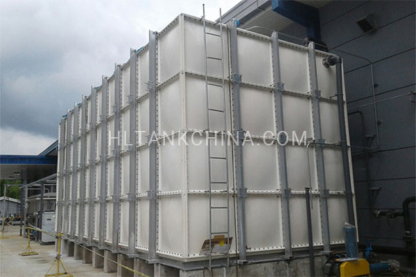 GRP Water Tank - Reliable Manufacturer for Modular GRP Water